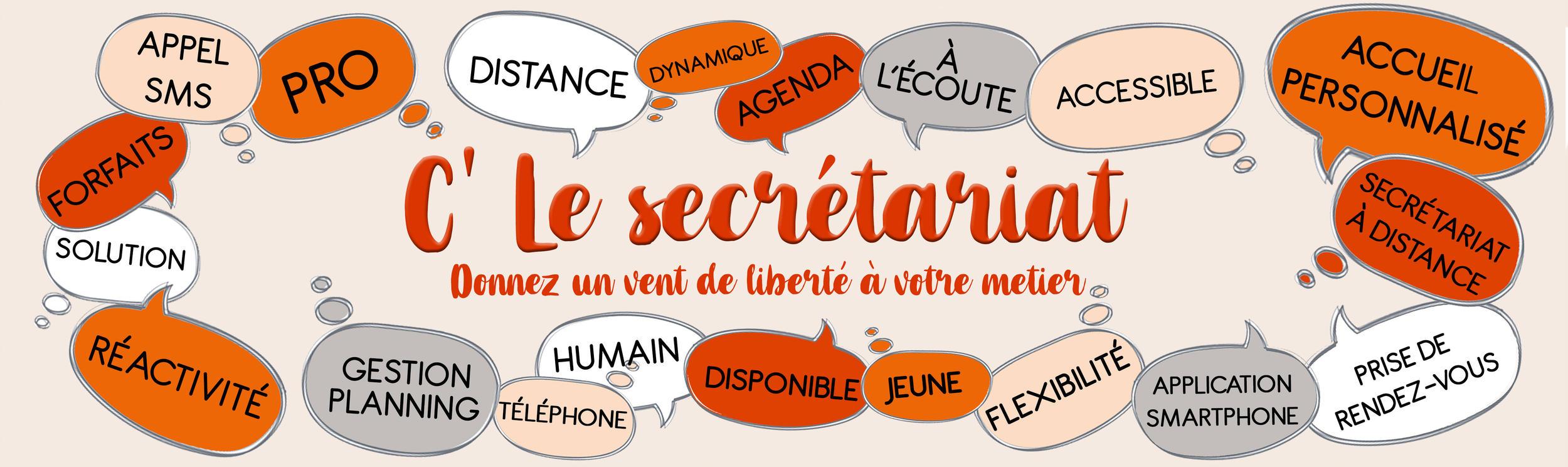 Accueil - Secrétariat